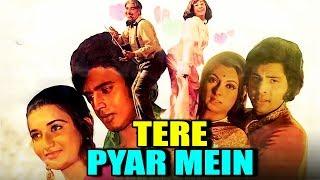 Tere Pyar Mein (1979) Full Hindi Movie | Mithun Chakraborty, Sarika, Vijayendra Ghatge, Shyamlee
