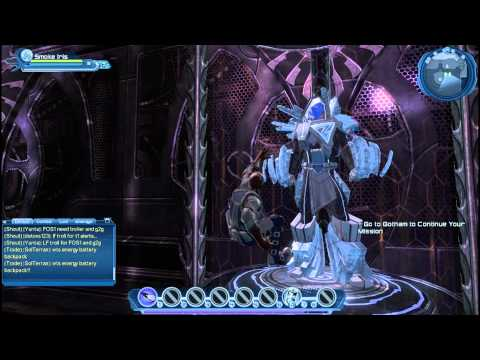 DCUO: How to get PvE/PvP Tiers + ShowNTell (VILLAINS)