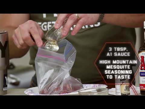 The Best Tasting Mule Deer Recipe!