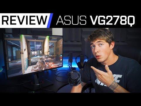 ASUS VG278 GAMING MONITOR REVIEW   Amazing Budget Monitor