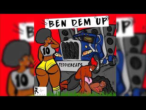 TeddieBeats x Naza - Ben Dem Up