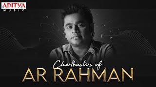 Chartbusters of A.R. Rahman | AR Rahman Songs | #HBDARRahman
