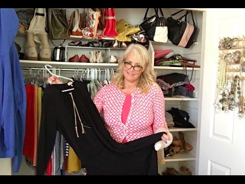 Dressing Your Truth closet makeover