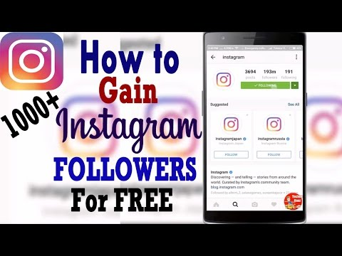 How To Gain Instagram Followers for FREE Within Minutes without Using any APP | HINDI [TECHNOBAAZ]