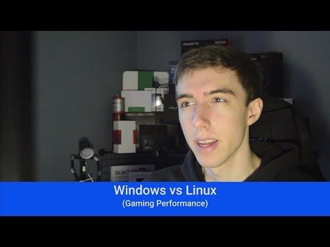 Ubuntu vs Windows - Gaming Performance!