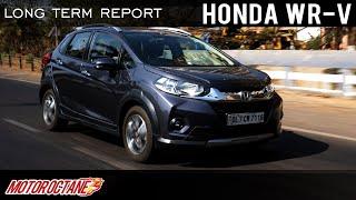 Honda WRV Longterm Review | Hindi | MotorOctane