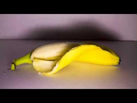 Smoking Banana