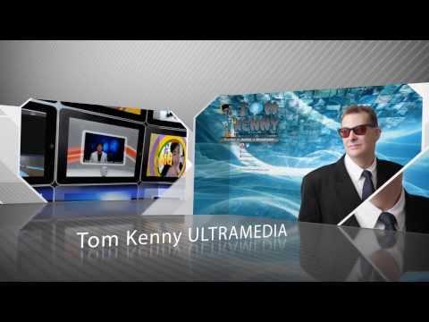 Professor & author Tom Kenny