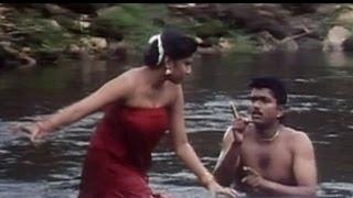 Vijay, Sanghavi Comedy - Vishnu Tamil Movie Scene