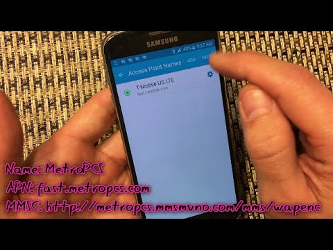 Android Phones: No Mobile Data (4g LTE) on MetroPCS- Easy Fix!