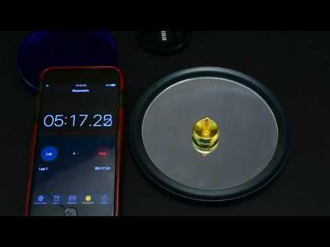 BilletSPIN Spark full spin video! Over 13 minutes!