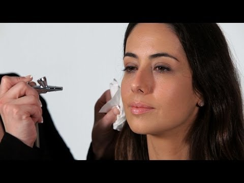 How to Apply Foundation | Airbrush Makeup
