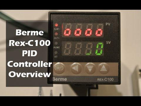 Berme REX-C100 PID Temperature Controller