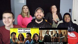 Old Couples Vs New Couples REACTION!   Jordindian