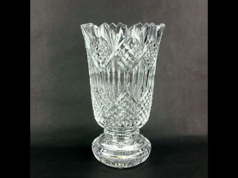 How to Identify Crystal Glass
