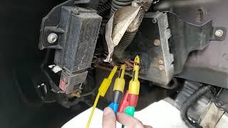 BMW 2a31 2a32 Eccentric shaft sensor testing | Music Jinni