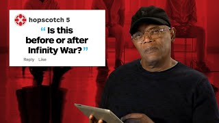 Download Samuel L. Jackson Responds to IGN Comments Video