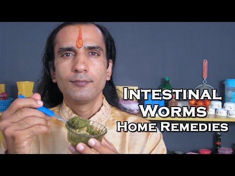 Intestinal Worms Home Remedies by Sachin Goyal @ ekunji.com