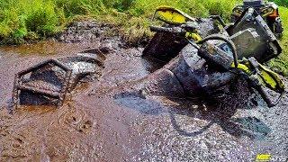 It's Beyond Being Stuck!! (Renegade Mud Bath)