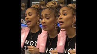 Download AMANDA SEALES INSULTS BY LEADING BLK MEN IN NEGR* SPIRITUAL SONG! Vicki Dillard Video