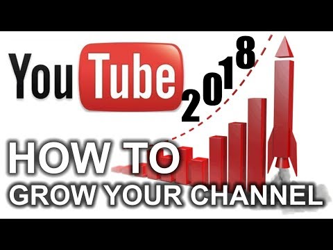 5 Tips To Start & Grow Your YouTube Channel in 2018