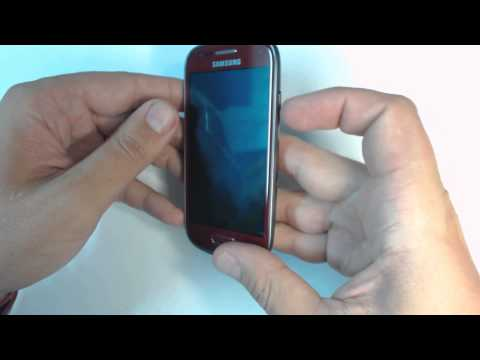 Samsung Galaxy S3 mini I8190 - How to put phone in download mode