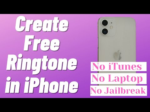 How to set Ringtone on iPhone without iTunes