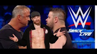 WWE Shane McMahon MAJOR Announcement On Kevin Owens Sami Zayn OPPONENTS backstage news 2017