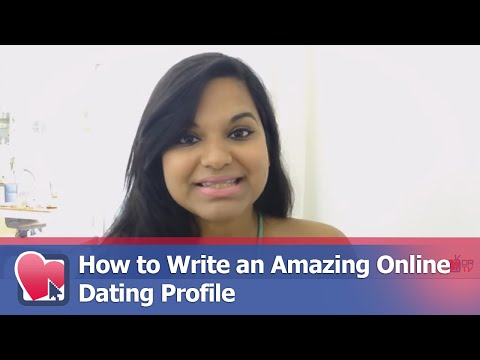How to Write an Amazing Online Dating Profile - by Sami Wunder (for Digital Romance TV)