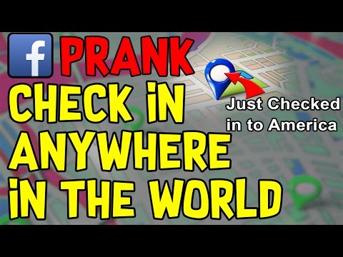 Check-in Anywhere in the World ? How to Change Location on Google Map ?/Mock Location