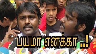 பத்திரிகையாளர்களை தெறிக்க விட்ட  கேப்டன் மகன் ..!Vijayakanth son  Vijay Prabhakaran latest |nba 24x7
