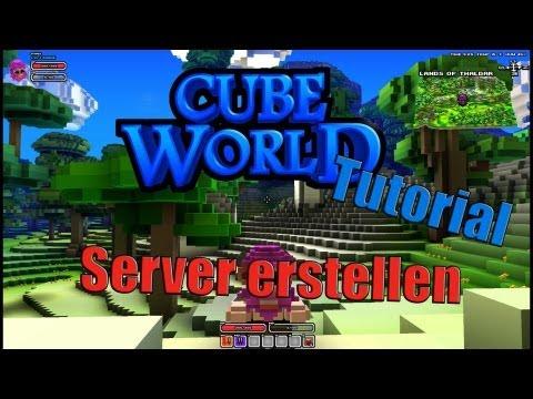 Cubeworld Tutorial: Wie starte ich meinen eigenen Server (Hamachi)