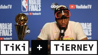 It's Decision Time For Kawhi, KD, And Kyrie | Tiki + Tierney
