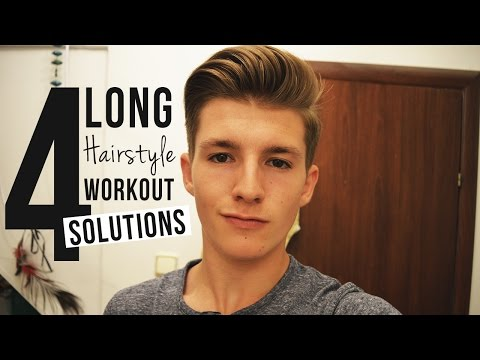 4 Long Hairstyle Workout Solutions