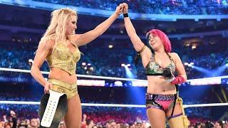 The Real Reason WWE Ended Asuka
