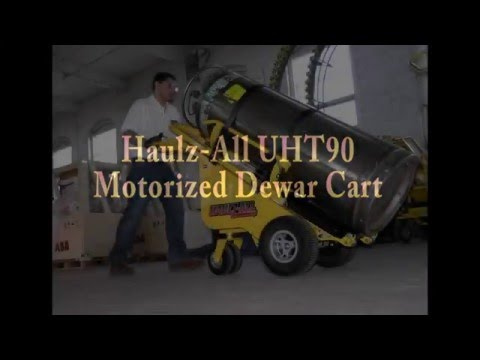 Motorized Cylinder Cart by Haulz-All