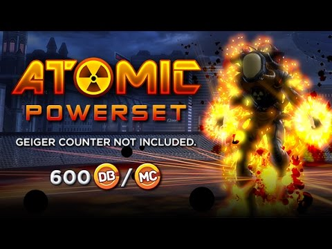 NEW POWER! Atomic Powers Now Available! Watch The Official Trailer!