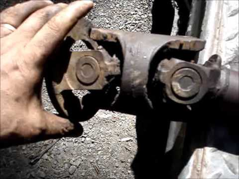 Chevy front driveshaft