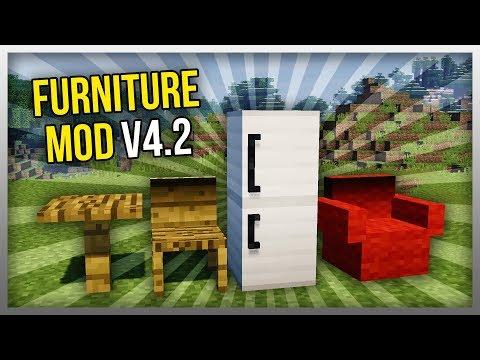 ✔️ Furniture Mod v1.0 VS. Furniture Mod v4.2