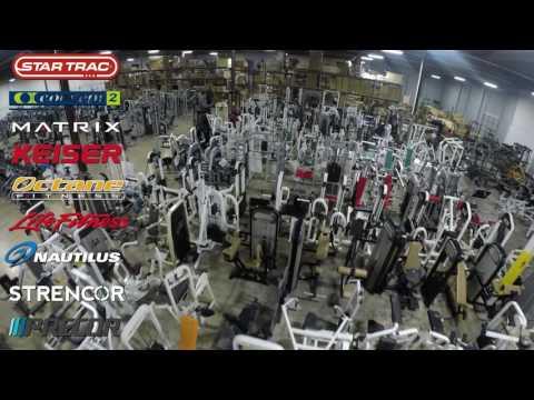 Welcome to Carolina Fitness Equipment