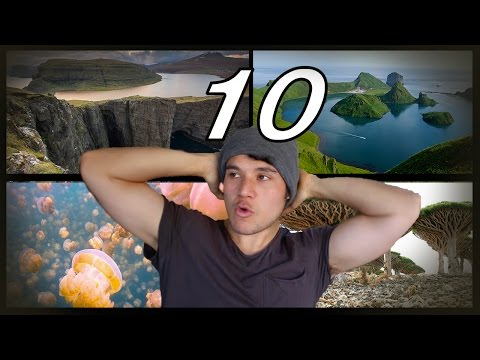 Geography Now's Top 10 ISLAND destinations