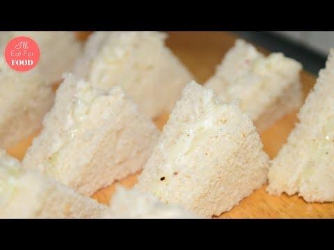 Cucumber Sandwich │Episode 069 │ I'll Eat For Food