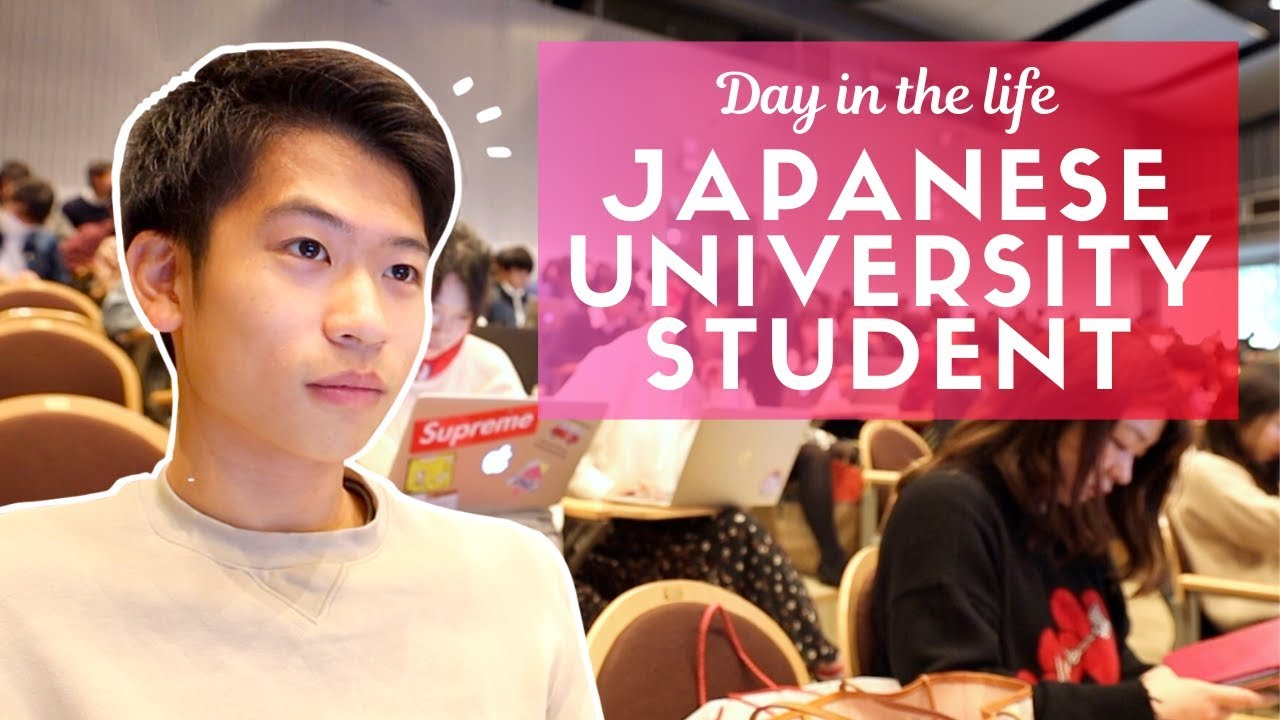 Day in the Life of a Typical Japanese University Student