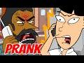Crazy Indian Restaurant Rage Prank Animated Ownage Pranks
