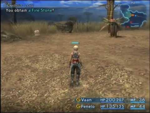 Final Fantasy XII - PCSX2 Gameplay