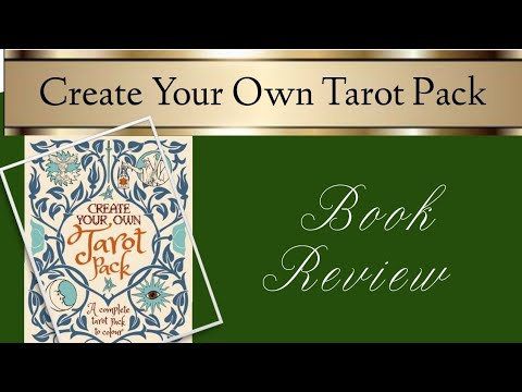Create Your Own Tarot Pack Review