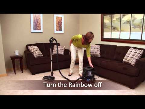 How to Clear a Clogged Hose on the Rainbow®