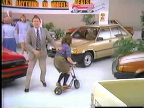 1984 Toyota Commercial