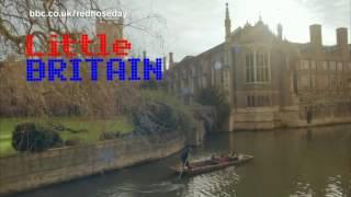 little britain comic relief stephen hawking