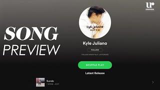 Kyle Juliano - Sundo (Official Song Preview)